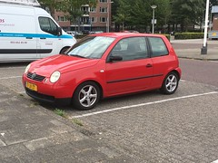 2002 volkswagen lupo (17-jx-zt) (randomuser8) Tags: red lupo volkswagen 17jxzt