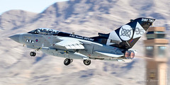 "Tornado GR.4  ZD748  2(AC)sqn RAF - ""Shiny Two"" (C.Dover) Tags: panavia nellisafb shiny two zd748 rf113 redflag specialmarkings 2acsqn raf tornadogr4 shinytwo"