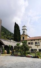 Abbazia dell'Acquafredda a Lenno (BrigitteChanson) Tags: lenno lombardia lombardie italie italia abbaye acquafredda