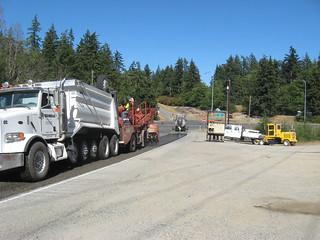 SR 20 Coupeville area resurfacing
