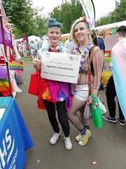 Pride Glasgow 2018 (NHSGGC) Tags: pride glasgow equality lesbian bisexual gay transgender transexual trans lgbt lgbti takingastand again against homophobia nhsggc nhs greater 2018 celebration unity kelvingrove park