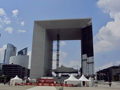 The Arch (Taking5) Tags: france paris ladefense holiday grandearche