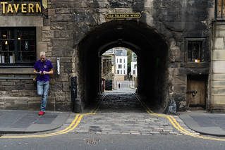 Old Tolbooth Wynd, Edinburgh