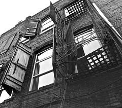 Athens August 2018 (scatman otis) Tags: athens athensga blackandwhite bw highcontrast monochrome city urban windows lovelycity