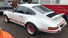 (Sam Tait) Tags: rare boxer car sports retro classic 1984 white 911 rsr rs carrera porsche