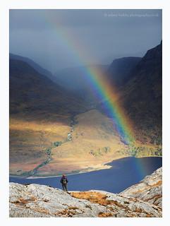 Rainbow Hiker