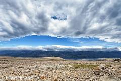 Velebit Mountains Croatia (smlinac) Tags: croatia pagisland clouds mountains velebit