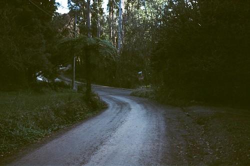 Summerlea Road and Mount Dandenong Tourist Road