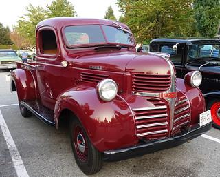 1941 Dodge stepside pickup truck