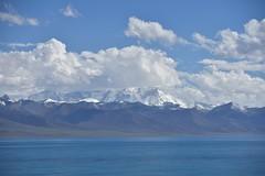 Lake Namtso and Nyenchen Tanghla Mountains, Tibet   (16) (Prof. Mortel) Tags: tibet lake namtso