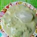 avocado ice. so very yummy