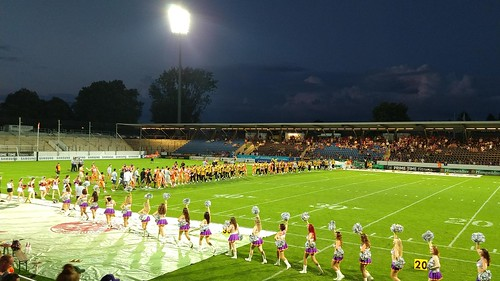 Frankfurt Universe vs. Munich Cowboys (28.07.2018)