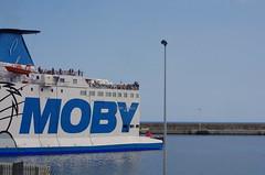 643 - Bastia un ferry dans le Port (paspog) Tags: bastia corse corsica france mai may 2018 port haven hafen ferry