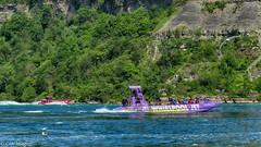Riding the Mighty Niagara (Nelges) Tags: gwimages niagararegion niagaragorge panasoniclumixfz300 niagarariver water rapids