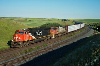 CN 5704 Keppel SK