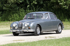 Jaguar 3.4L (Roger Wasley) Tags: jaguar toddington classic car day gloucestershire