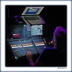 Jazz Baltica - Control (Badenfocus_1.000.000+ views_Thanks) Tags: jazzbaltica candydulfer badenfocus fujifilmx20 timmendorferstrand musik music regelung steuerung control yamaha