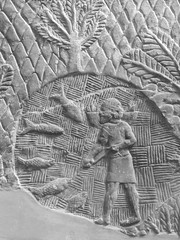 Fisherman (failing_angel) Tags: 010518 london camdenborough bloomsbury britishmuseum museum fisherman assyrian nineveh southwestpalace