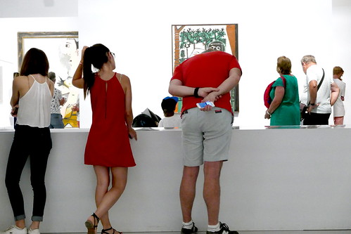 Au musée Fabre