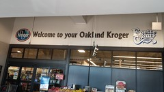 Welcome to your Oakland Kroger (Retail Retell) Tags: oakland tn kroger millennium décor era store mirror image twin doppelganger reversed carbon copy former hernando ms fayette county retail 2018 remodel fresh local neighborhood flair historical images captions