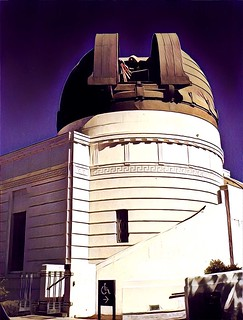 Griffith Observatory ~ Los Angeles California ~ Mount Hollywood