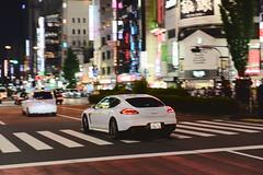 新宿歌舞伎町 (briandodotseng59) Tags: asia taiwan japan car auto nikkor nikon color coth5 street sun day light night shadow black white green classic old