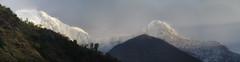 IMGP3072 (Alex Ravin) Tags: nepal himalaya himalayas annapurna dhaulagiri trekking landscape fishtale machhapuchre hiking