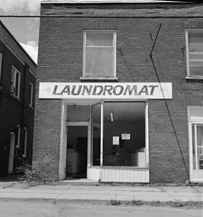 laundromat (toonboy7) Tags: film bw blackwhite blazinal tmax rodinal 150dillution rolleiflex