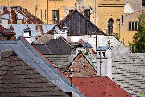 Roofs of Slovakia