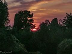 Cae el sol en Agrigento (The Photofan) Tags: italia sicilia agrigento sunset atardecer crepúsculo ocaso sol cielo color paz
