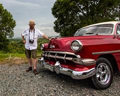 The rest stop (Holguin, Cuba 2018) (Alex Stoen) Tags: canoneos60d caribbean chevy chevybelair cuba destination leica travel vacation classiccars photographer