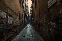 Backstreets...... (Dafydd Penguin) Tags: alleyway alley backstreet urban city town naples napoli southern italy mediterranean street shots raw leica m10 elmarit 21mm f28
