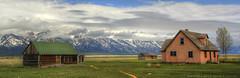 Tetons Homestead 2 (KayCpics) Tags: tetons nationalpark homestead mountains landscape wyoming grandtetons