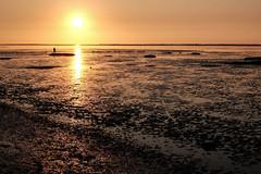 sunset Harlesiel (ro_ha_becker) Tags: sunset sonnenuntergang meer lamer landschaft landscape nordsee wattenmeer harlesiel ostfriesland