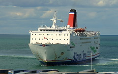 18 08 10 Stena Europe arriving Rosslare (23) (pghcork) Tags: stenaline ferry ferries carferry stenaeurope ireland wexford rosslare ships shipping