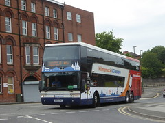 Stagecoach Western (on loan to Yorkshire) 50206 OU09 FMY, Malkin St, Chesterfield (sambuses) Tags: stagecoachwestern 50206 ou09fmy stagecoachyorkshire x76 railreplacement