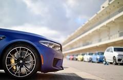 No speed limits. The BMW M Track Days. View into the pit lane of the the COTA, Austin/TX. (Mirko Marx) Tags: performance m track race texas austin circuitoftheamericas mpower trackdays cota m5 bmwm bmw