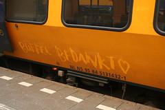 2017-12-09; 0051. DM90-2-3432 als trein 8539. Zwolle. Laatste dag DM 90 Buffels (Martin Geldermans; treinen, Züge, trains) Tags: zwolle dm90 buffel trein train zug nederlandsespoorwegen ns kamperlijntje kampen