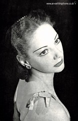 Joan McClelland 1944. (albutrosss) Tags: joan ballet dancing albutross
