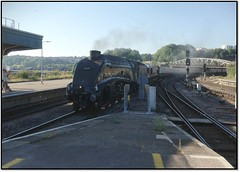 A4 at Bristol Temple Meads (trafalgar45682) Tags: bristol temple meads a4 60009 union south africa preserved steam