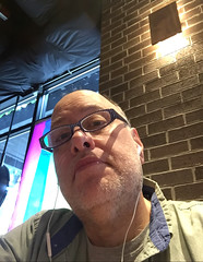 Day 2363: Day 173: Pause (knoopie) Tags: 2018 june iphone picturemail doug knoop knoopie me selfportrait 365days 365daysyear7 year7 365more day2363 day173