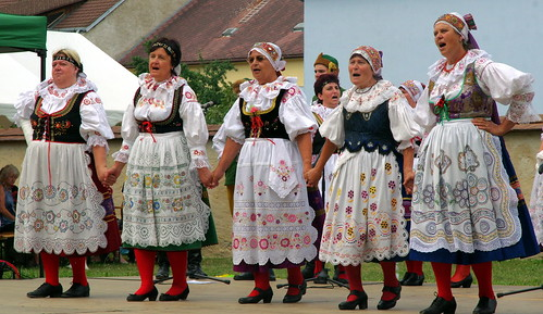 21.7.18 Jindrichuv Hradec 4 Folklore Festival in the Garden 036