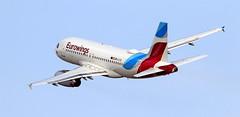 Eurowings Europe / Airbus A319-132 / OE-LYZ (vic_206) Tags: eurowingseurope airbusa319132 oelyz bcn lebl