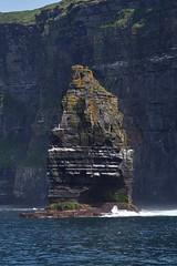 Branaunmore Sea Stack (Astaken) Tags: olympus omd em5 43 lens zuiko digital zd ed swd 1260mm