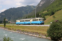 2018-07-12, MOB, Stöckli (St. Stephan) (Fototak) Tags: schmalspurbahn treno train railway switzerland berneroberland simmental 4002 mob goldenpass