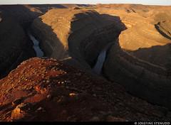 20160824_01 Goosenecks Canyon, Utah in morning light & shadow (ratexla) Tags: ratexlasgreentortoisetrip2016 ratexlascanyonsofthewesttrip2016 greentortoise canyonsofthewest 24aug2016 2016 canonpowershotsx50hs utah usa theus unitedstates theunitedstates america northamerica nordamerika earth tellus photophotospicturepicturesimageimagesfotofotonbildbilder wanderlust travel travelling traveling journey vacation holiday semester resaresor ontheroad sommar summer beautiful nature landscape scenery scenic desert gooseneckscanyon goosenecksstatepark canyons canyon river thesanjuanriver rivers flod water vatten favorite