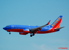 SOUTHWEST B737 N480WN (Adrian.Kissane) Tags: southwest b737 lax n480wn 33998