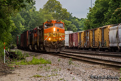 BNSF 4597 | GE C44-9W | BNSF Thayer South Subdivision (M.J. Scanlon) Tags: bnsf4597 bnsfthayersouthsubdivision business c449w canon capture cargo commerce digital eos engine freight ge haul horsepower image impression landscape locomotive logistics mjscanlon mjscanlonphotography memphis merchandise mojo move mover moving outdoor outdoors perspective photo photograph photographer photography picture rail railfan railfanning railroad railroader railway scanlon steelwheels super tennessee track train trains transport transportation view wow ©mjscanlon ©mjscanlonphotography