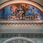 Oklahoma City - Oklahoma - State Capitol -  Rotunda Mural Oil - Senate Chamber thumbnail