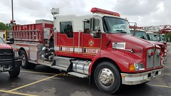 OFA Engine 4 (Central Ohio Emergency Response) Tags: ohio fire academy training state marshal office kenworth engine pumper truck